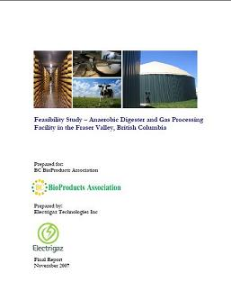 Study on Anaerobic digester